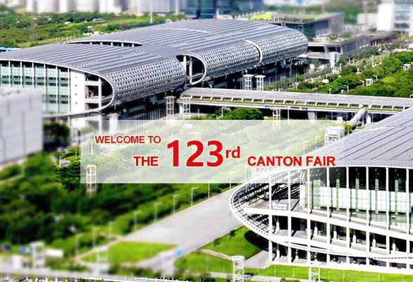 123th Canton Fair, Looking Forward to Meeting with You